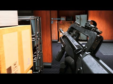 The FAMAS in Modern Warfare..