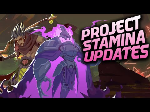 Project Stamina Progression (Reviving Gigantic)