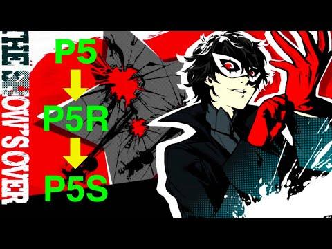 【P5→P5R→P5S】戦闘BGMメドレー【ペルソナ5シリーズ】 ▶1:17:14