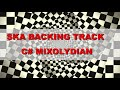 Réb / Db Ska Backing Track