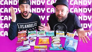 ULTIMATE Vegan Candy Haul and Taste Test! 🍫🍬🍭