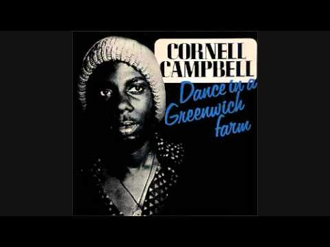 Cornell Campbell - Girl Of My Dreams