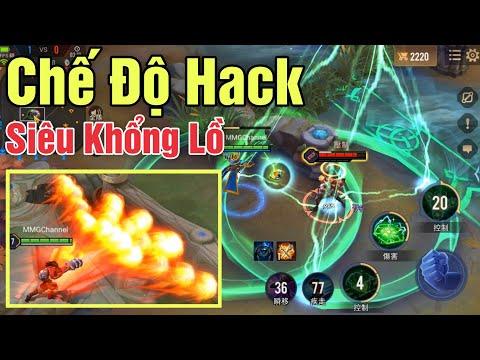 Tổng hợp 14 tướng chế độ hack ( Cường hóa Skill ) ảo tung chảo siêu khổng lồ | Thủ thuật hack hay 1