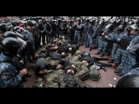 ШОК!!! Украинцы бъют