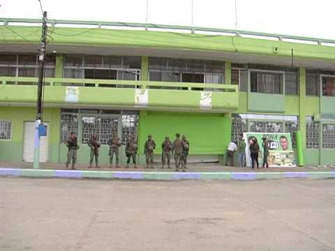 ECUADOR TV- Estado emergencia municipio muisne Esmeraldas martes 8 julio