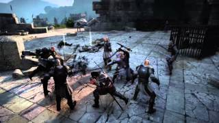 Black Desert Online - Musa Combat (Gameplay)