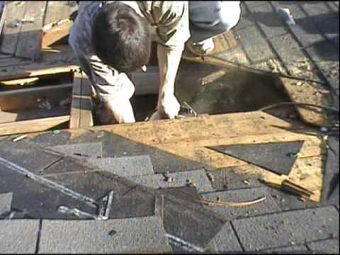 Tim's Handyman Roof Repair