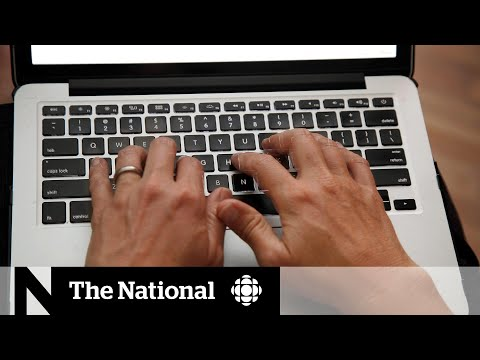 CBC News: The National: Pandemic takes toll on workers' mental health