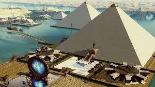 Wahrer Zweck von Pyramiden endlich enthüllt: Hochentwickelte antike Technologie!