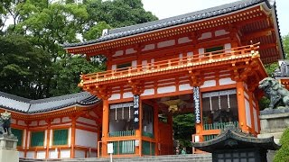 【JAPAN TRIP】Walk Kyoto Yasaka-Shrine