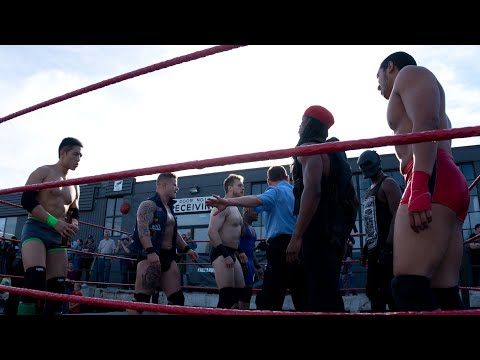 JUNCTION CITY WRESTLING - EP. 12 - THE FIGHT FOR FREEDOM!