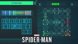 Marvel's Spider-Man (PS4) - All Octavius Industries Lab Project Puzzle Solutions