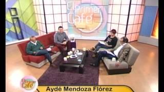 Entrevista Alcalde Gustavo Petro en El Primer Café - Nov. 2/2012