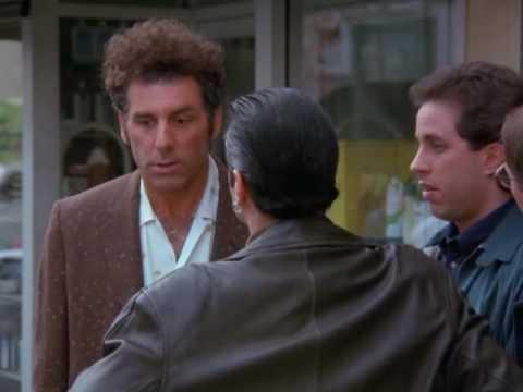 Puertoricans in Seinfeld  Cedric & Bob