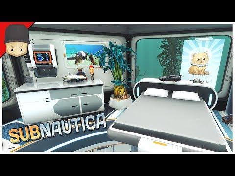 SUBNAUTICA - INTERIOR DESIGN! : Ep.14 (Subnautica Full Release)