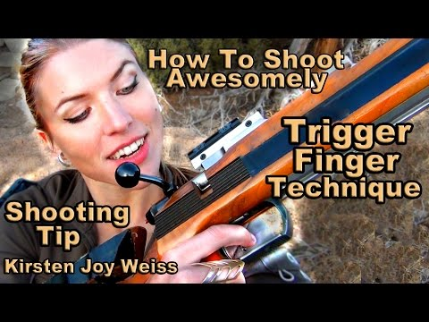Trigger Finger Technique - How To Shoot Awesomely | Pro Shooting Tips #2