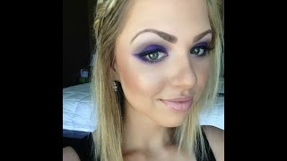 Urban Decay Smokey Eye Tutorial Thumbnail