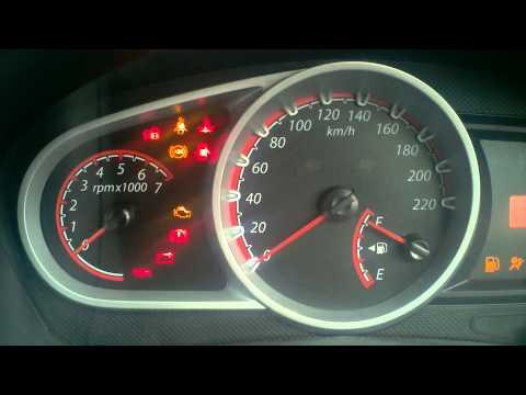 Engine Immobiliser test on Ford Figo