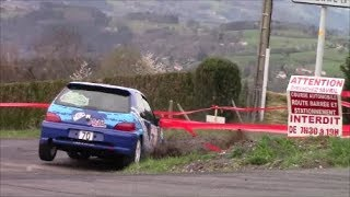 Rallye du Pays d'Olliergues 2019 - Show & Mistakes