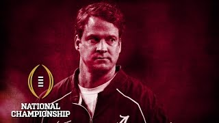 Lane Kiffin On Jake Coker | National Championship Media Day