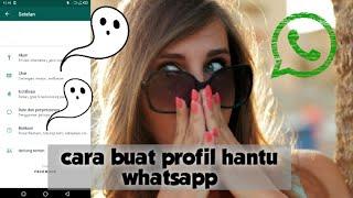 Keren cara buat foto profil whatsapp super unik youtube. Cara Membuat Profil Whatsapp Kosong Atau Blank Youtube