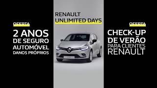 Renault  Unlimited Days no Entreposto Auto