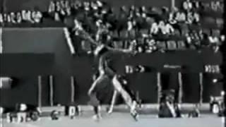 Olga Mostepanova 1984 AG Games Floor (with sound!!)