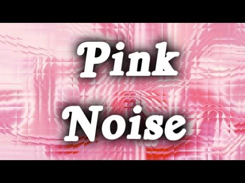 ▶️ PINK NOISE SOUND EFFECT. PINK NOISE FOR BABIES. PINK NOISE FOR SLEEPING. FOR 12 HOURS. 📢
