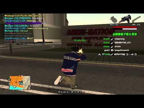 Scorpion VS PloXx (2 v 1) Destroying PloXx
