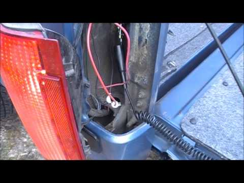 Third Brake Light Repair YouTube