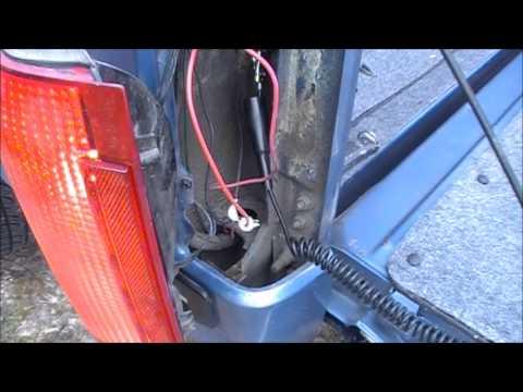 Third Brake Light Repair - YouTube