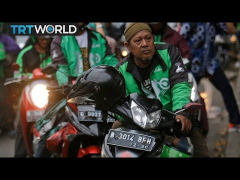 Motorcycle taxi drivers protest over low pay | Money Talks