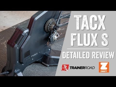 Tacx Flux S Trainer In-Depth Review | DC Rainmaker