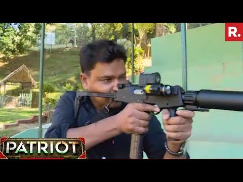Major Gaurav Arya At CIJW Vairengte In Mizoram | Patriot