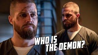 Who is The Demon? Arrow 7x05 Trailer Breakdown -