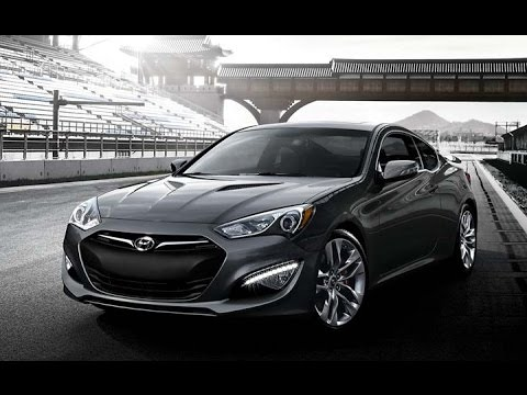 2015 Hyundai Genesis Coupe  YouTube