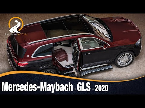 Mercedes-Maybach GLS 2020 | Información y Review | EL SUV MAS LUJOSO DEL MUNDO?