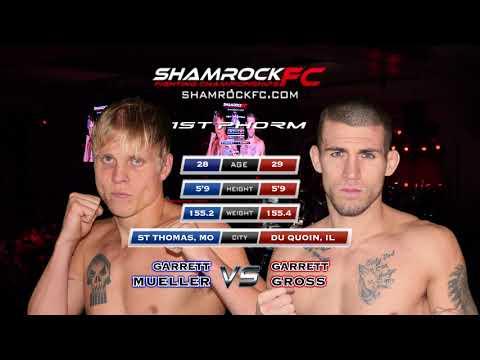 Shamrock 300 Garrett Gross vs Garrett Mueller