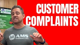 How AMS Landscaping Handles Customer Complaints