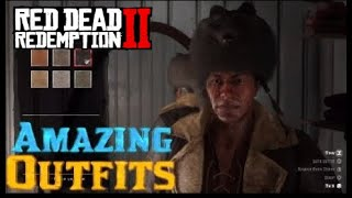 Red Dead Redemption 2 Amazing Outfits #19 (The Coyote Warrior, Shanghai Kid & More!)