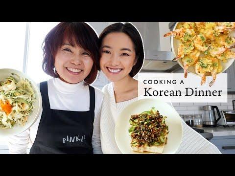 cooking-a-korean-feast-🇰🇷6-easy-recipes