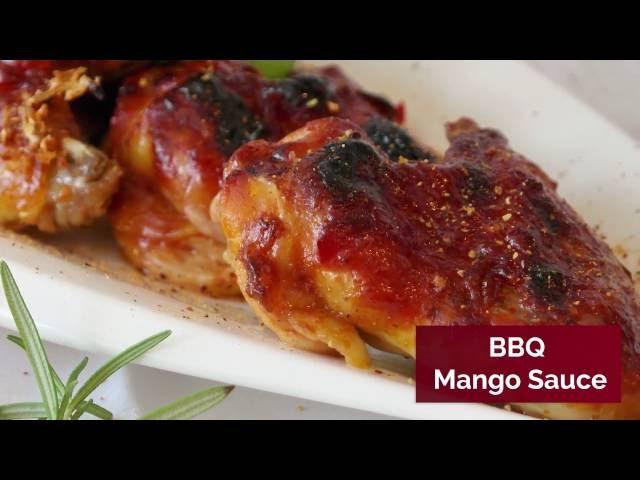 BBQ Mango Sauce