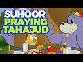 Zaky's Ramadan - Suhoor & Tahajjud  (islamic Cartoon) video