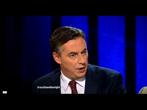 David McAllister MdEP zu Gast bei: Scotland Tonight - Brussels Debate