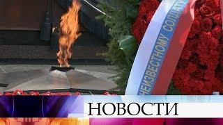 В День памяти и скорби в России вспоминают о событиях Великой Отечественной войны.