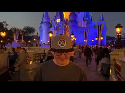 Disney World Napkin Review