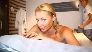 Анастасия Волочкова в отеле «Ялта-Интурист». Секрет Сакской грязи для омоложения