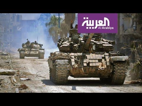 قوات النظام تشن حملة شرسة على إدلب وتقترب من معرة النعمان  - نشر قبل 3 ساعة