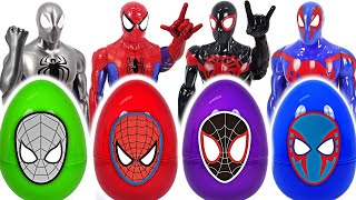 Фото Dinosaur If You Touch Surprise Egg Turn Into Spider-man Dudupoptoy