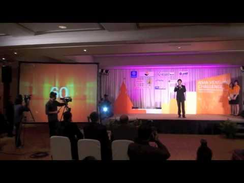 Asia Venture Challenge 2012 [Competition Part]